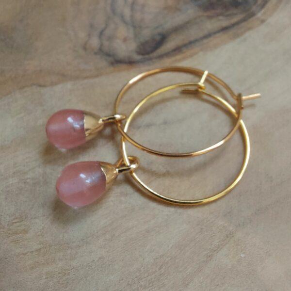 oorbellen-julia-roze