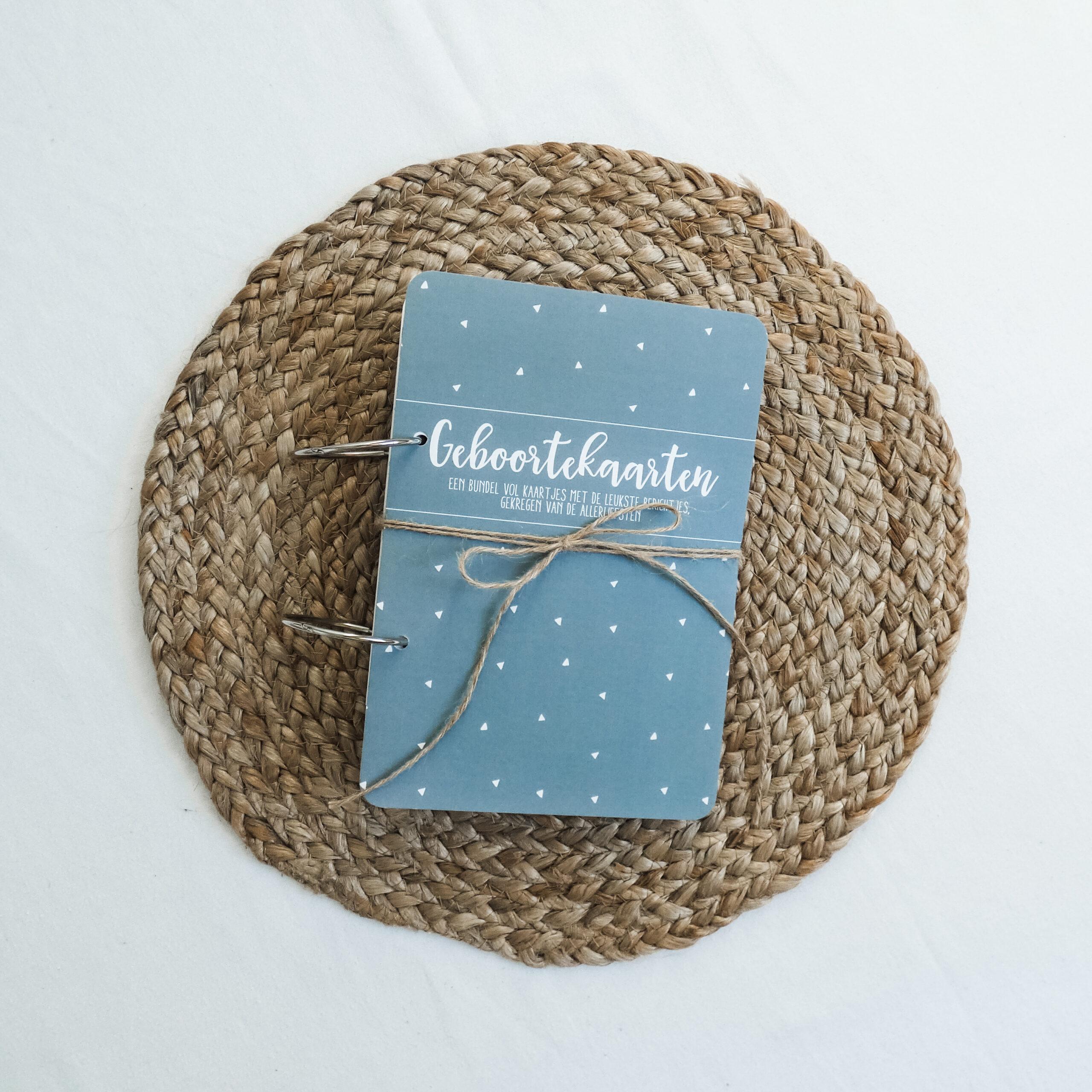 kaartenbundel-geboorte-blauw-voorkant